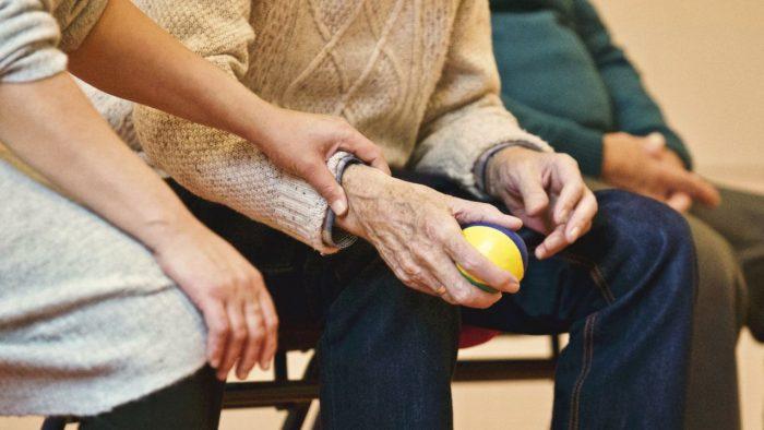 geriatria obsługa pacjenta